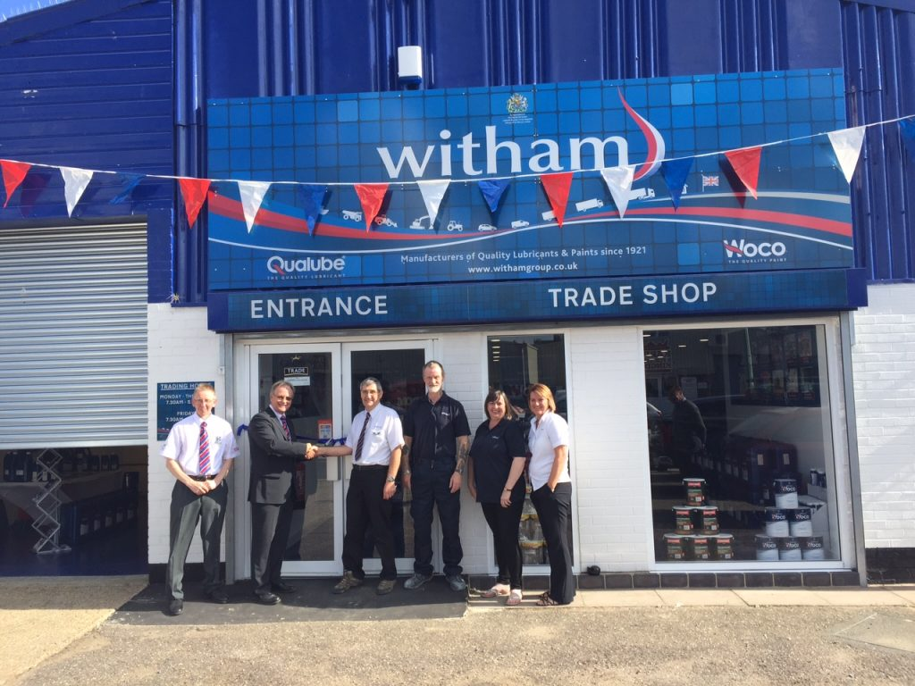 Witham Lowestoft Trade Shop