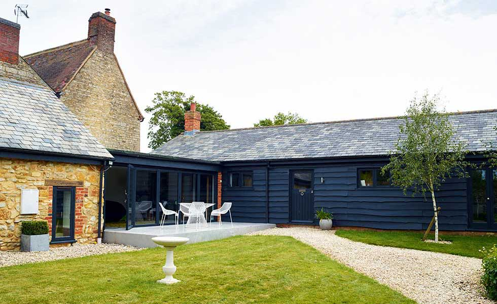 New Barn Paint Inspired By Coastal Cladding Witham Blog