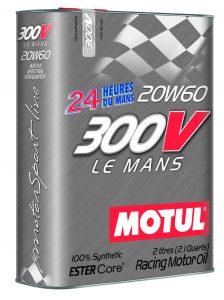 otul 300V racing motor oil