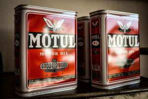 Motul Limited Edition 2019 Goodwood Revival can