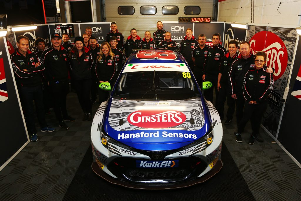 Speedworks Motorsport Team Toyota GB Team