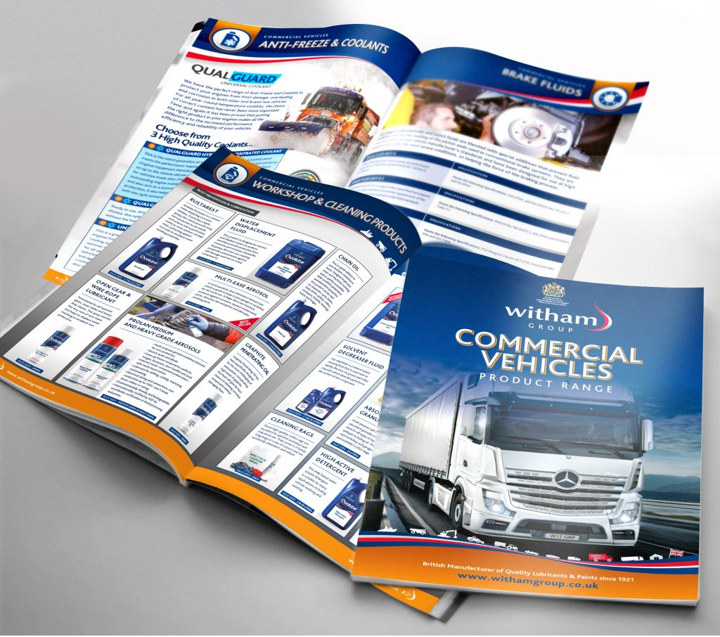 Commercials Vehicles catalogue