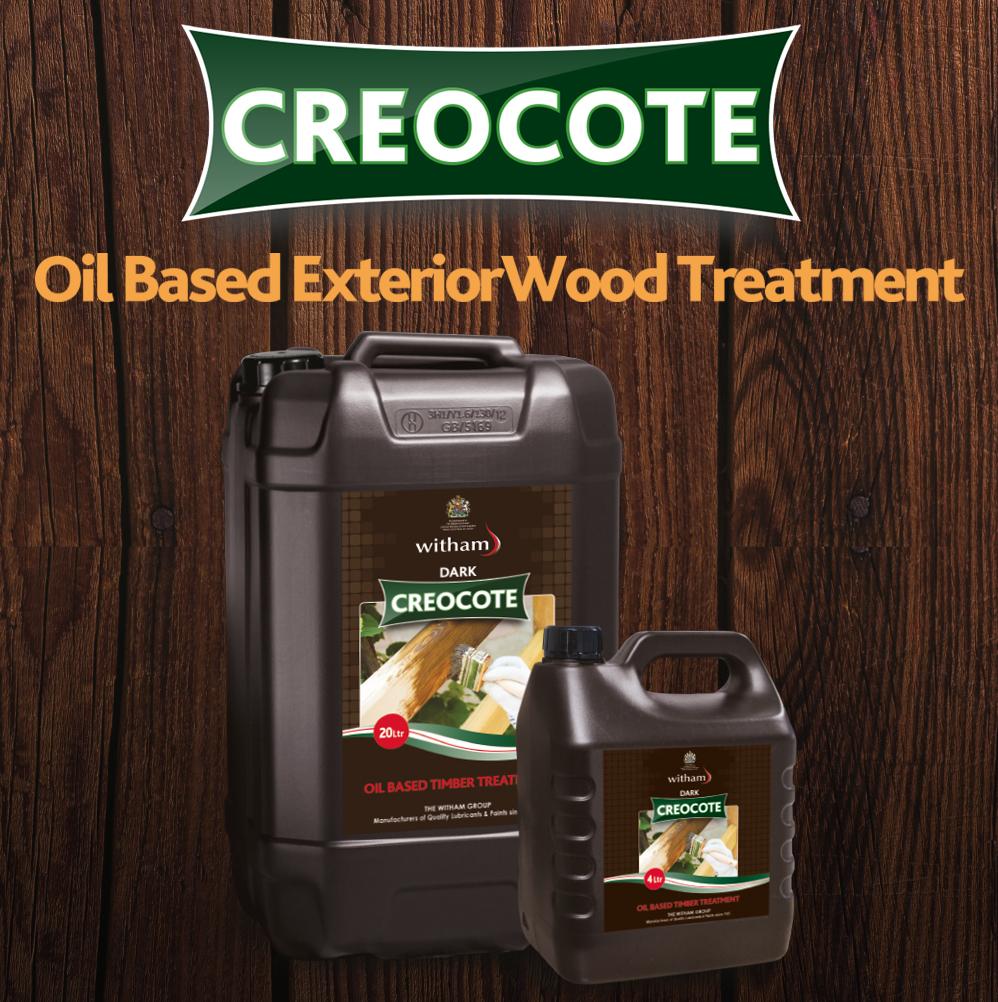 Creocote Wood Treatment