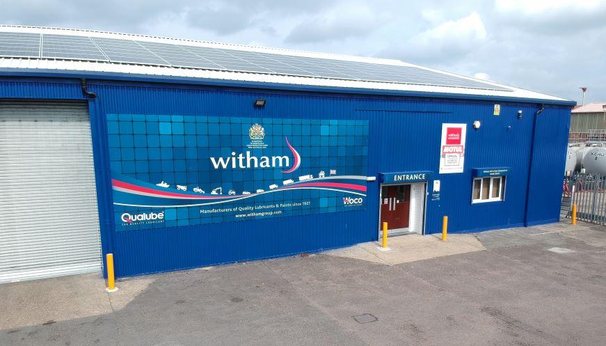 Witham Oil Soham depot