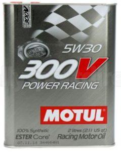 Motul 300V 5w30 Power Racing Oil