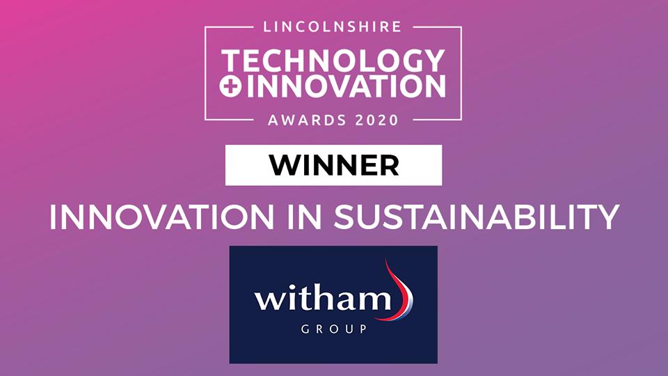 Innovation in Sustainability Award Winner